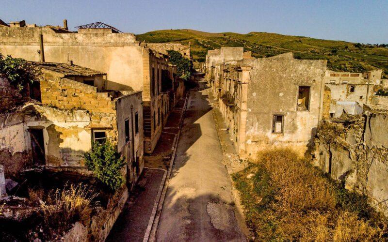 Poggioreale-Antica-vista-dal-drone-foto-Gaetano-Barbarino